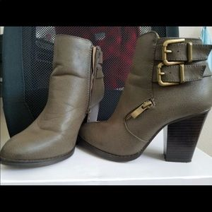 JustFab Denny ankle boots